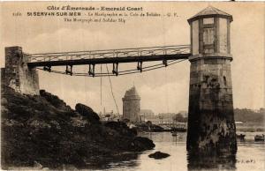 CPA Cote d'emeraude - Emerald Coast - St-Servan-sur-Mer - La Maregraphe(584232)