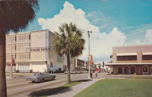 Downtown , CLEARWATER , Florida , 50-60s
