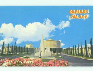 Unused Pre-1980 CAESAR'S PALACE CASINO HOTEL Las Vegas Nevada NV hr5560-12