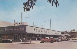Esquina Gmo. Prieto Y Avenida Hidalgo, Edificio Del Banco Nacional De Mexico,...