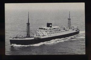 LS1998 - Dutch Royal Interocean Lines Liner - Ruys - postcard