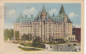 Chateau Laurier,Ottawa,Canada,PU-1947