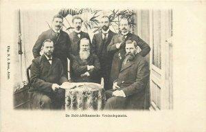 Boer war De Zuid-Afrikaansche Vredesdeputatie South Africa representative deputy
