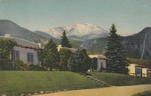MANITOU SPRINGS , 1930-40s ; El Colorado Lodge & Coffee Shop