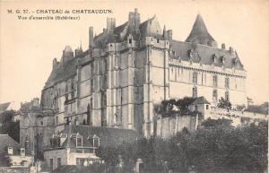 739  France Chateau de Chateaudin