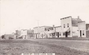 RP: Main Street , DUCK LAKE , Saskatchewan , Canada , 00-10s