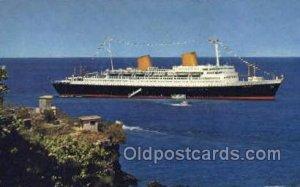 MS Europa Ship Unused