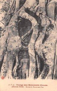 Voyage aux Monuments Khmers Angkor Thom Cambodia, Cambodge Unused