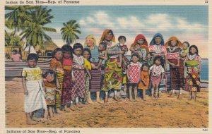 Indians of San Blas , Panama , 1930s