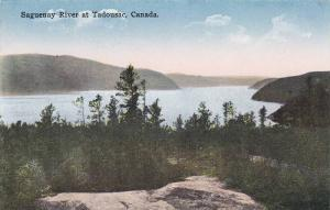 Scenic view,  Saguenay River at Tadousac,  Quebec,  Canada,  00-10s