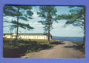 Nice Bar Harbor, Maine/ME Postcard, Sea Breeze Motel