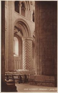 BR68758  in durham cathedral  uk judges 2345  real photo