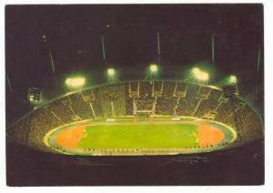 Olympic Games park, Stadium at night, Munchen 1972