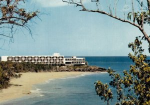 GUADELOUPE , 1950-70s ; Hotel Fort Royal