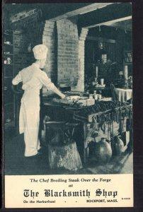 The Blacksmith Shop Restaurant,Rockport,MA