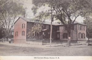 Old Garrison House, EXETER, New Hampshire, 00-10s