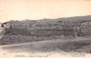 Ruines du Temple de Juba Cherchell Algeria Unused