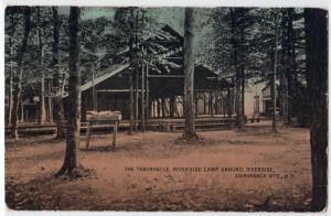 Tabernacle, Riverside Camp Ground, Riverside, Adirondacks NY