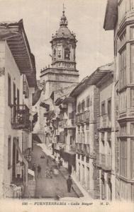 Spain Fuenterrabia Calle Mayor 02.13
