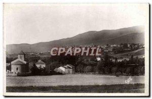 Postcard Modern Pyrenees Bourg Madame Ocean Vue Generale