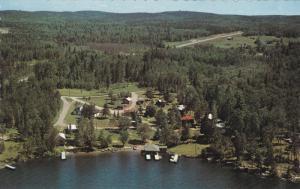 Aerial View, Parkland Resort, KENORA, Ontario, Canada, 40-60´s