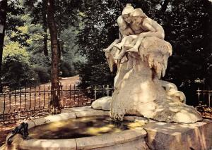 Duesseldorf Maerchenbrunnen Fairy Tale Fountain