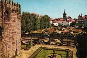 CPM Braga-Jardin de Santa Barbara PORTUGAL (750606)