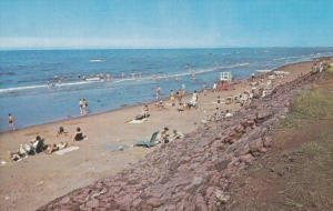 Beach Shore, STANHOPE BEACH, Prince Edward Island, Canada, 40-60's