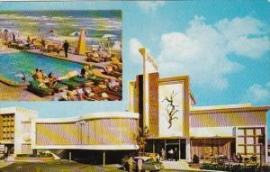 Florida Miami Beach The Driftwood Motel 1958