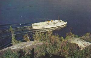 Saguenay Cruise Ship, Canada Steamship Lines Limited, 40-60s