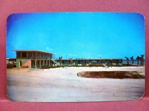 Postcard FL Daytona Daytona Beach Ponce De Leon Ocean Court