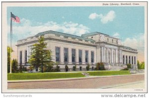 State Library Hartford Connecticut