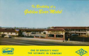 BERKELEY , California , 1940-60s; Golden Bear Motel