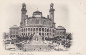 PARIS, France,1910-1920s,Le Palais du Trocadero