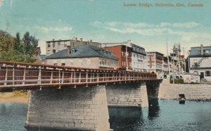 BELLEVILLE, Ontario , 1900-10s ; Lower Bridge