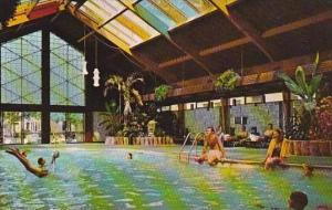 Minnesota Minneapolis Curtis Hotel Tropical Swimming Pool
