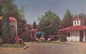 The Motel Garberville, California, 1940-1960s