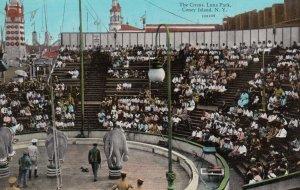 Coney Island , NEW YORK CITY , 00-10s ; Elephant Show