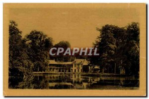 Versailles - Petit Trianon - The Queen's House - Old Postcard