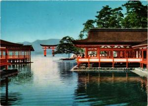 CPM MIYAJIMA and Itsukushima Shrine JAPAN (677786)
