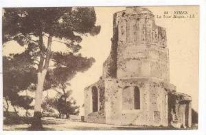 La Tour Magne,Nimes,France 1900-10s
