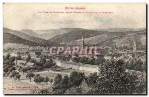 Our Alsace - The town of Munster between Colmar and the Col de la Schlucht - ...