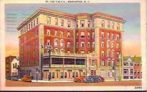 NY Binghampton Y M C A 1939