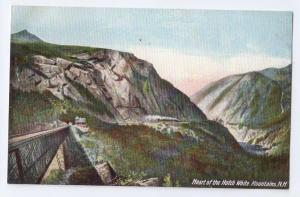 Heart of the Notch White Mountains NH Leighton ca 1910