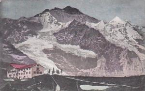 Switzerland Bern Die Jungfrau