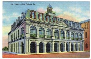 New Orleans, La, The Cabildo