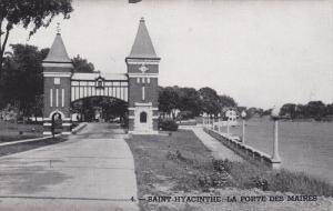 La Porte Des Maires, Saint-Hyacinthe, Quebec, Canada, 1940-1960s
