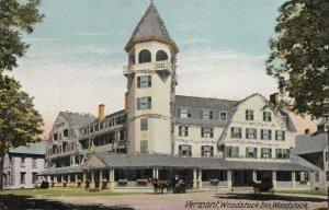 WOODSTOCK , Vermont , 1901-07 ; Woodstock Inn