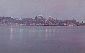 Lights of Quebec,  Quebec,  Canada,  40-60s