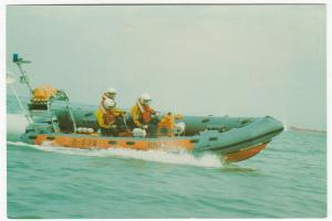 RNLI 'Atlantic' Class Inshore Lifeboat No B-538 PPC RNLI Official Card, Unposted